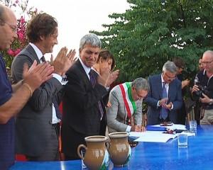 firma convenzione
