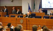 Insediamento Consiglio Regionale Campania con il presidente De Luca