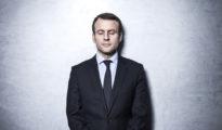 Emmanuel Macron / Ed Alcock / M.Y.O.P.